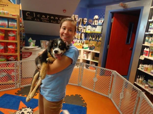 Jessica Robichaud - Dog Training Maine